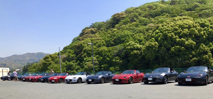 浜名湖おはツー・ゴール(一周)