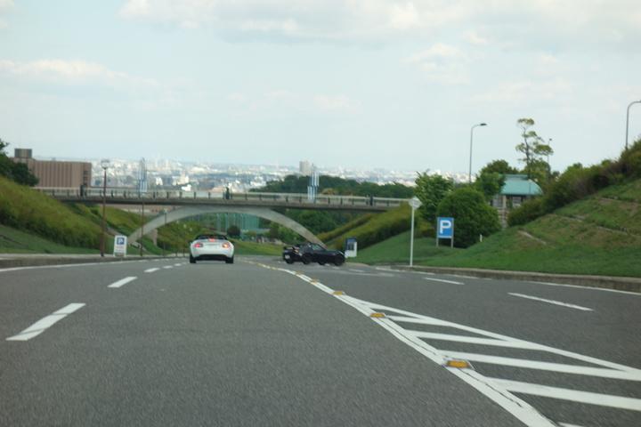 岡崎中央総合公園入口