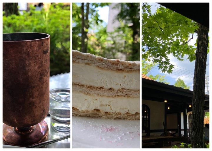 軽井沢でカフェ