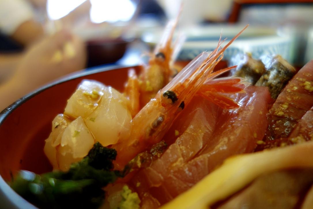 御前崎みはる海鮮丼ランチ