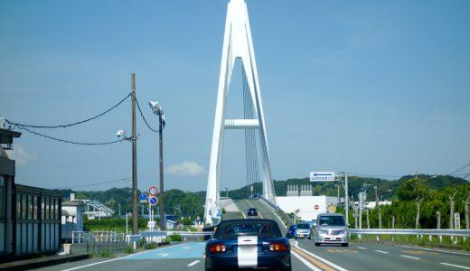 猛暑の中ロードスター乗りが走る〜第10回浜名湖おはようツーリング〜