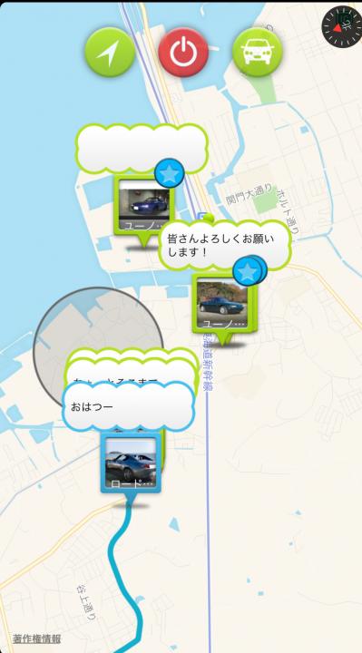 浜名湖おはようツーリング・ハイドラはぐれる