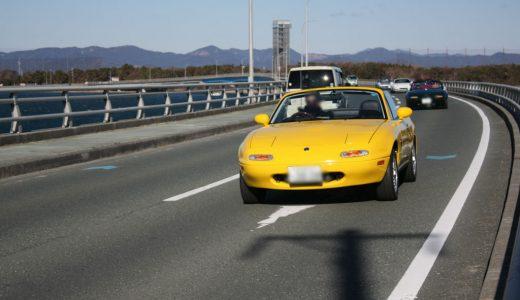 激レアEVA-ME22が初参加~第16回浜名湖おはようロードスターツーリング(後編その2)