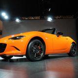 ロードスター30周年記念車は思いがこもったレーシングオレンジ