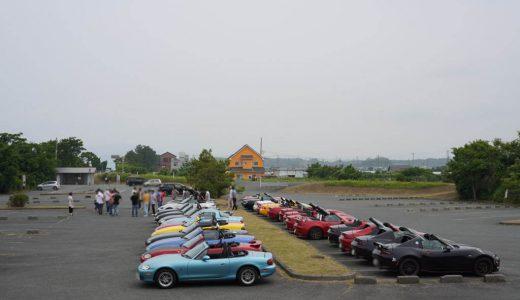 過去最大29台・浜名湖おはようツーリング21回目・1/2
